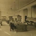 Reserva de asistencia en la biblioteca