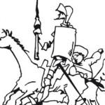 Una visión de El Quijote desde Eslovenia: Gráficas de Nikolaj Pirnat