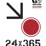 24×365 diseño gráfico para la comunicación pública