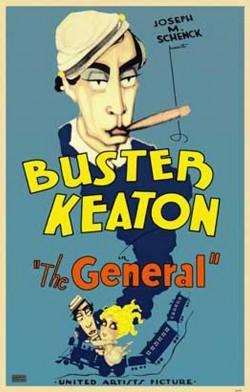 Sesión 1: Buster Keaton – largometraje. El maquinista de la general (The General)