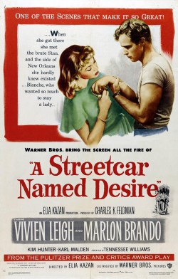 Un tranvía llamado deseo (A Streetcar Named Desire)