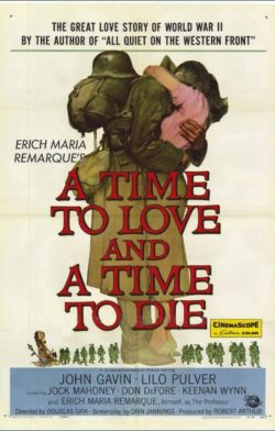 Tiempo de amar, tiempo de morir (A Time to Love and a Time to Die)