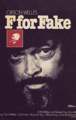 Fraude (F for Fake)