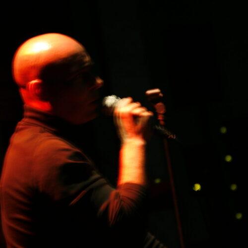 Corcobado en concierto 18 de enero de 2008. Apuntes del Círculo