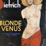La venus rubia (Blonde Venus)