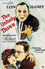 El trío fantástico (The Unholy Three)