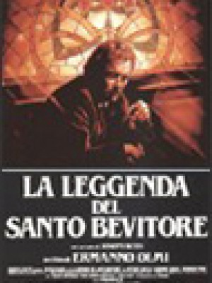 LA LEYENDA DEL SANTO BEBEDOR (La leggenda del santo bevitore)