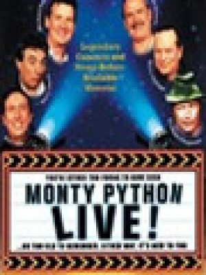 Monty Python en Hollywood (Monty Python Live at the Hollywood Bowl)