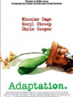 EL LADRÓN DE ORQUÍDEAS – ADAPTATION (Adaptation)