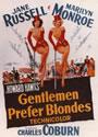 LOS CABALLEROS LAS PREFIEREN RUBIAS (Gentlemen Prefer Blondes)
