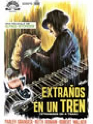 EXTRAÑOS EN UN TREN (Strangers on a Train)