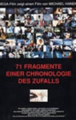 71 Fragmentos de una cronología del azar (71 Fragmente einer chronologie des zufalls)