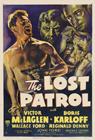 La patrulla perdida (The Lost Patrol)