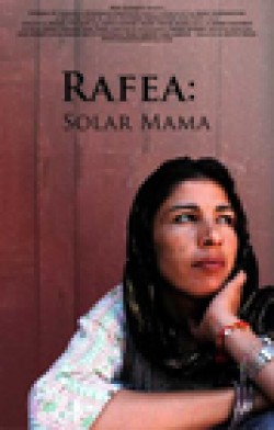 Rafea y el sol (Rafea: Solar Mama)