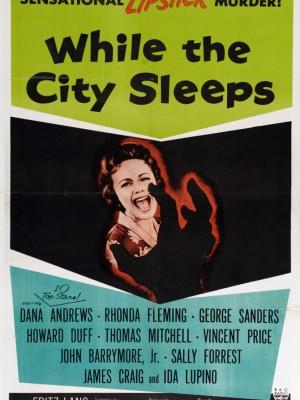 Mientras Nueva York duerme (While the City Sleeps)