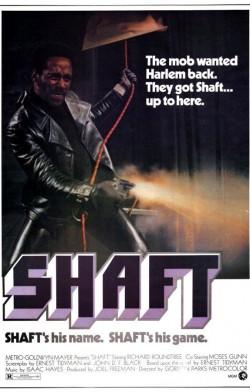 Shaft / Las noches rojas de Harlem (Shaft)