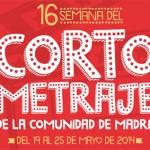 XVI Semana del Cortometraje de la Comunidad de Madrid