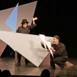 Triángulo para cuatro estaciones   Teatralia