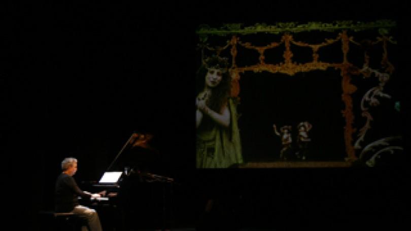 Jordi Sabatés recrea a Segundo de Chomón   CINEMA EN CONCIERTO