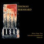 Ritter, Dene, Voss | Thomas Bernhard