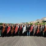 Coro de profesores de Coimbra y coral Cristóbal de Morales de Madrid | Encuentro coral internacional