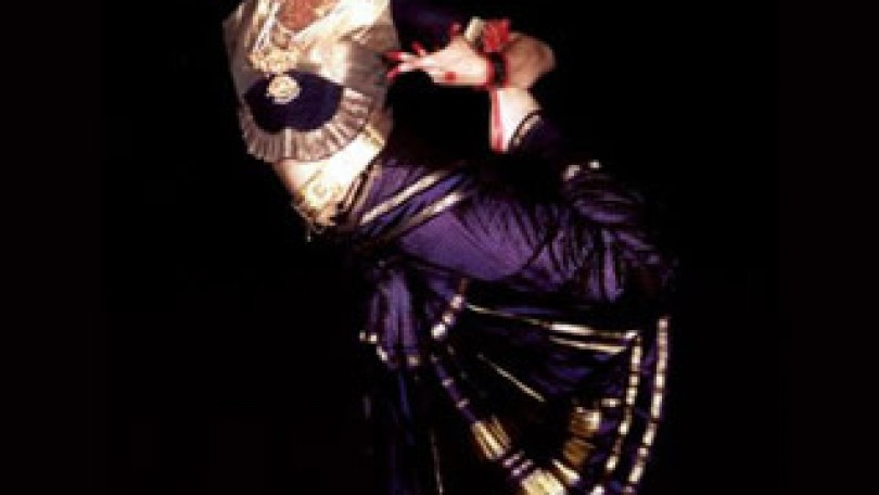 Danza clásica india: Kuchipudi   Malika Sarabhai