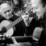 Pedro Soler, guitarra flamenca & Philippe Mouratoglou, guitarra clásica | Albéniz y el flamenco. Rumores de la caleta