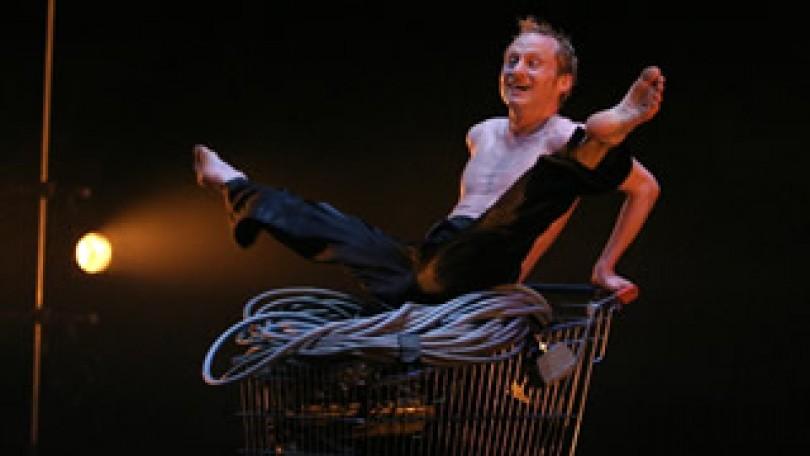 Nigel Charnok   Festival Madrid en Danza