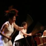 Cabaret Círculo. Tambores japoneses