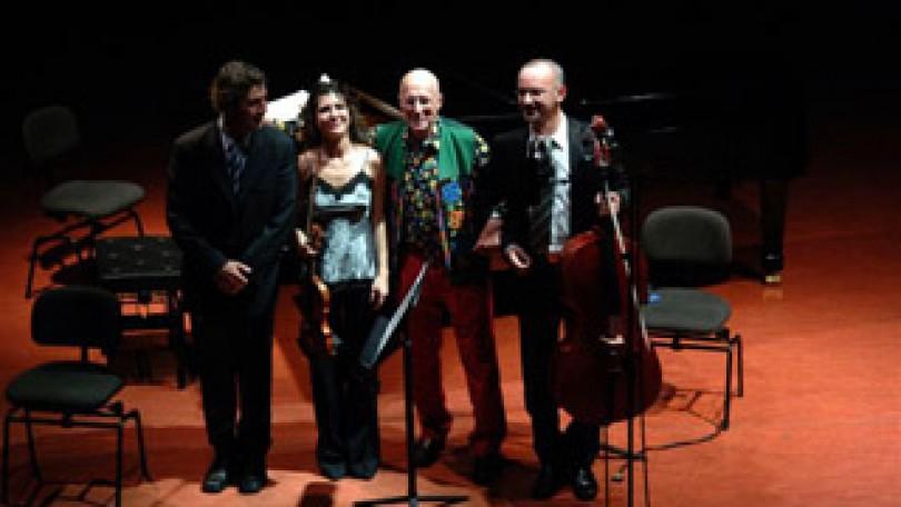 Encuentro Madrid-Las Palmas | Homenaje a Juan Hidalgo
