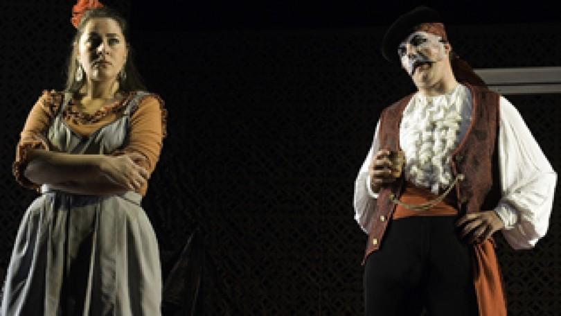 LA ZAPATERA PRODIGIOSA, de Federico García Lorca   Compañía Teatro del Norte (Asturias)