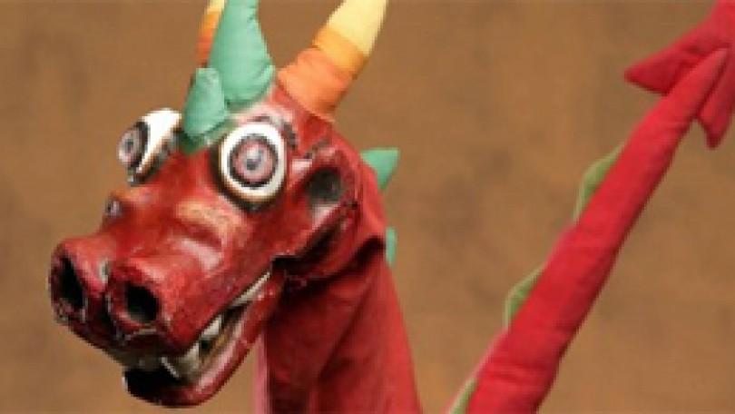 Dragoncio | Titiriteros de Binéfar