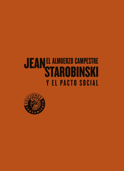 El almuerzo campestre y el pacto social | Jean Starobinski