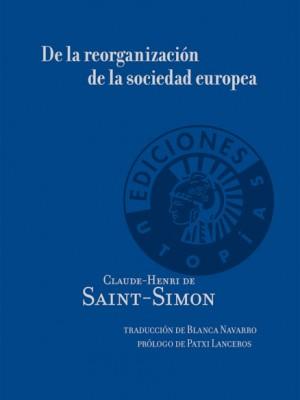 De la reorganización de la sociedad europea