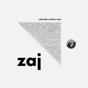 ZAJ   colección Archivo Conz