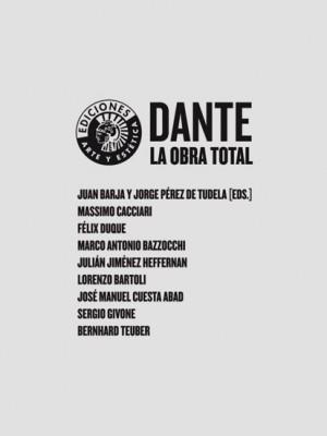 Dante. La obra total