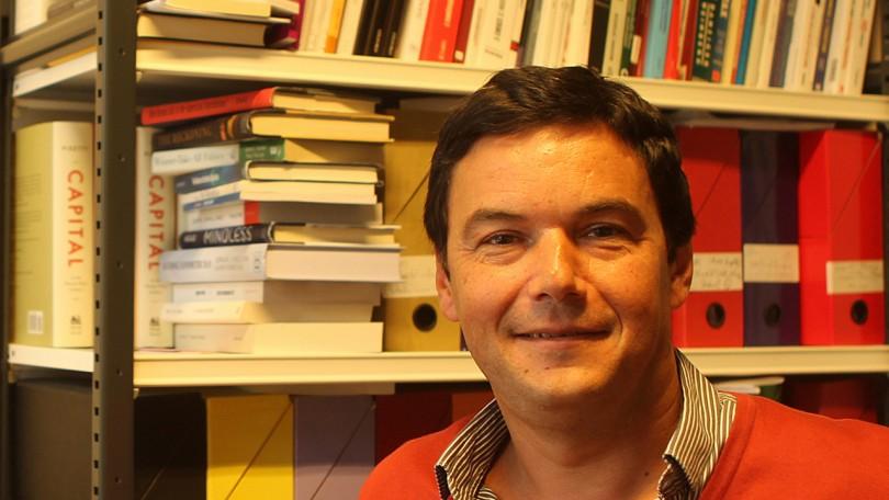 Conferencia de Thomas Piketty