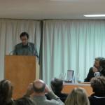 Ganador del XIII Certamen de Poesía CBA