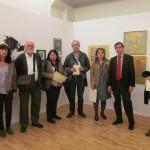 Premio pintura y grabado