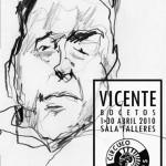 Vicente. Muestra de Bocetos
