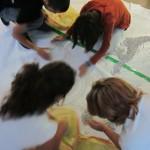 Veraneando con arte   ¿Una cebra en el salón? ¿Qué hacemos con el astronauta? Un juego de rol para la creatividad 9 – 12 años