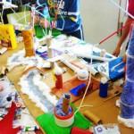 Taller de arquitectura para niños. Miradas a la ciudad | 9-12 años
