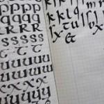 Taller de Caligrafías celtas y tardorromanas