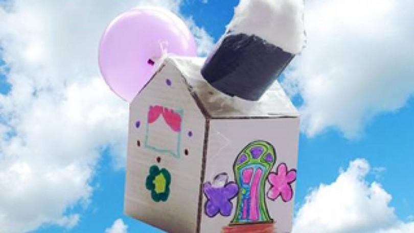 Taller de arquitectura para niños. Miradas a la ciudad | 5-8 años