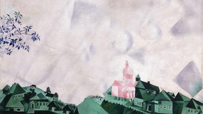 Construcción de muñecos: habitando el universo de Marc Chagall  | 5-8 años