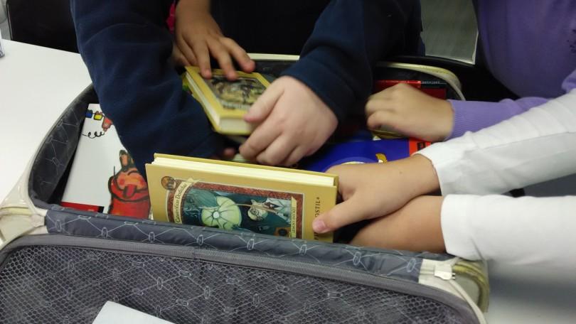 Cuenta conmigo: Taller de escritura creativa para niños   8-12 años