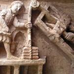 La construcción en la Edad Media: oficios, métodos y sistemas de construcción