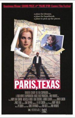 Festival TCM: París, Texas (Paris, Texas)