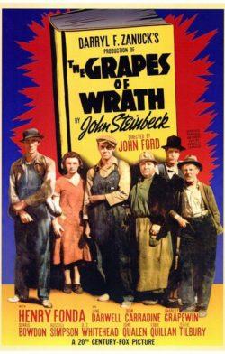 Las uvas de la ira (The Grapes of Wrath)