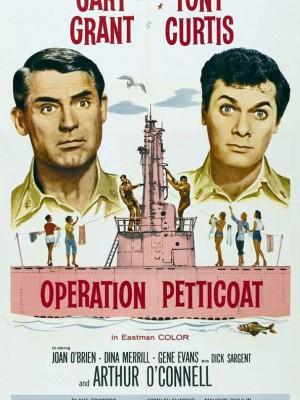 Operación Pacífico (Operation Petticoat)